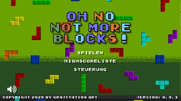 Oh no - not more Blocks!